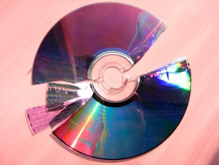 Повреждения компакт дисков восстановление информации СПб