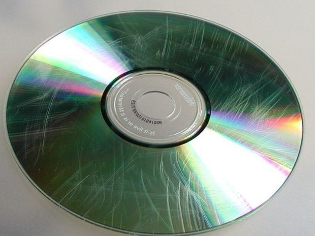 Восстановление данных с CD, DVD, Blue ray СПб