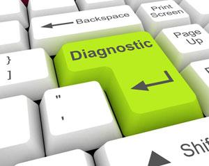 Диагностика ноутбуков