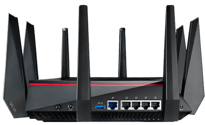 Настройка роутеров на дому сетей wifi СПб